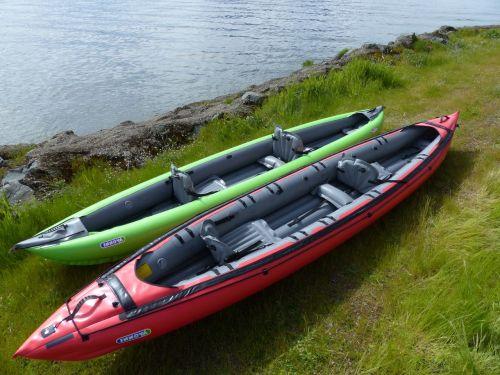 Innova Inflatable Kayaks: Seawave vs Solar 410C