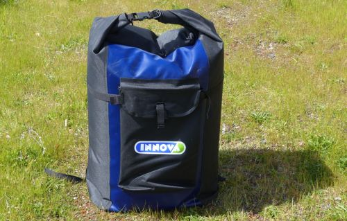 Included 100L Backpack