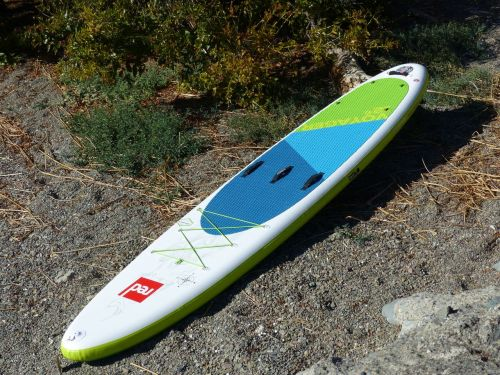 """Red Paddle Voyager 12'6"""" inflatable SUP"""