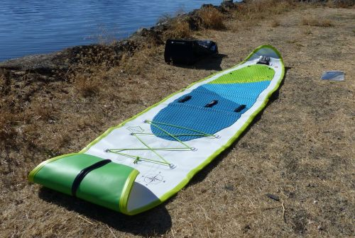 Unrolling the SUP body
