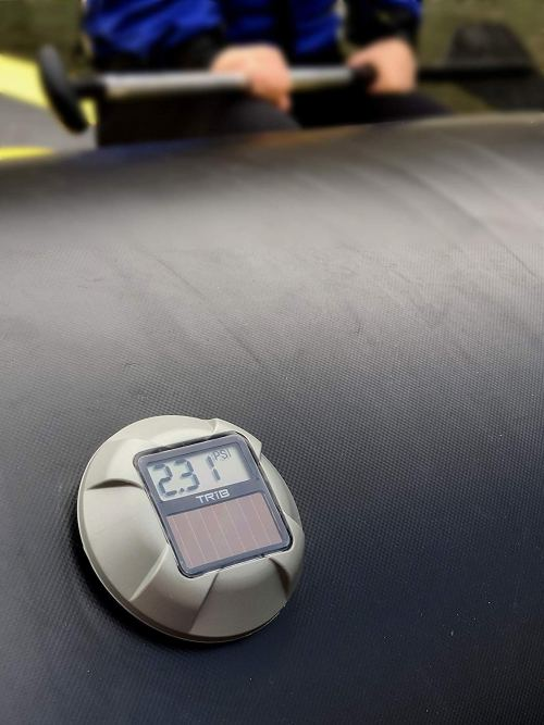 airCap installed