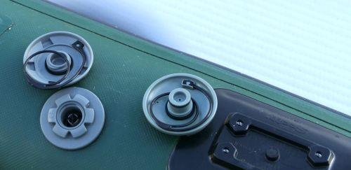 airCap, Leafield valve and cap