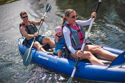 Kayaking is great family fun1
