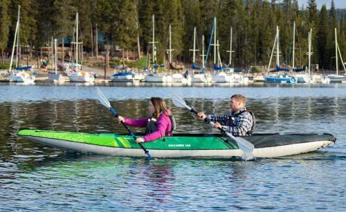 AquaGlide Navarro 145 XL Inflatable Kayak