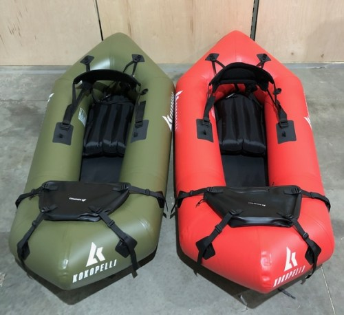Kokopelli XPD Inflatable Packraft