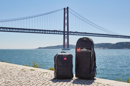 Red Paddle Compact and Standard Backpacks