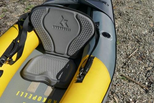 EVA Form-Fitting Seat