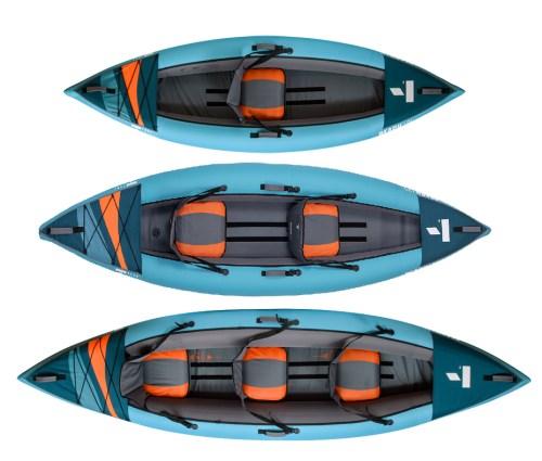 Tahe Outdoors Beach LP Inflatable Kayaks