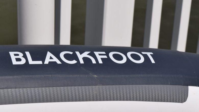Blackfoot 11 SUP Side Taping