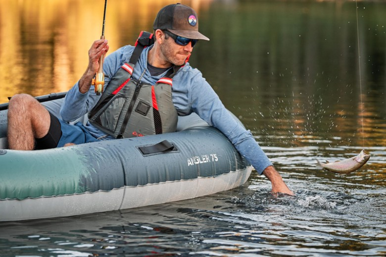 Aquaglide Backwoods Angler 75