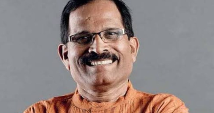 NORTH GOA MP SHRIPAD NAIK TO BE SWORN-IN AS UNION MINISTER TODAY