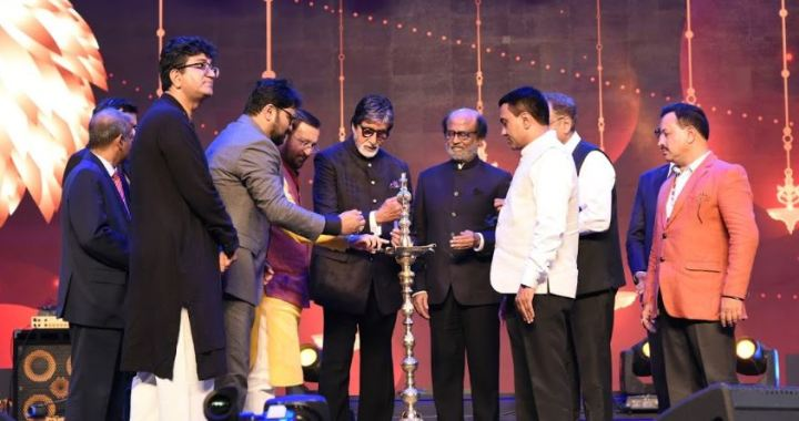 IFFI 2019: AMITABH BACHCHAN AND RAJINIKANTH OPENS FESTIVAL; FRENCH ACTOR ISABELLE HUPPERT PEGS LIFETIME ACHIEVEMENT AWARD