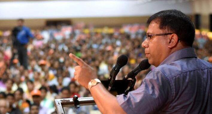 INDUSTRIES MINISTER RANE HEADED SUB-COMMITTEE TO SCRUTINIZE UPCOMING IPB PROJECTS: GOA GOVT