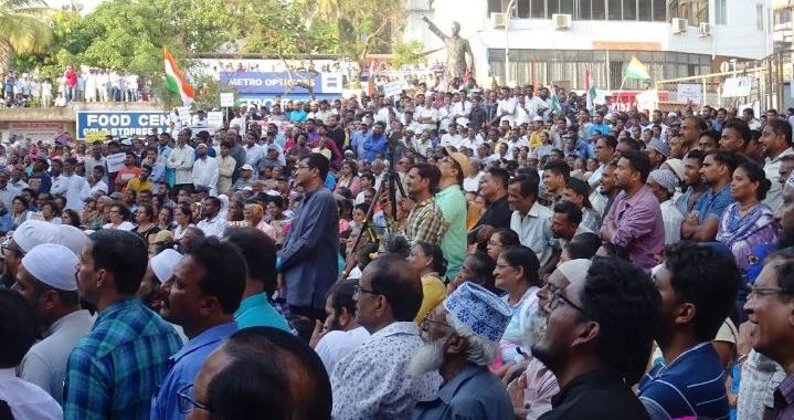NGO FILES POLICE COMPLAINT AGAINST CHURCH BACKED ORGANIZATION FOR PRESENCE OF CHILDREN AT ANTI-CAA RALLY AT MARGAO