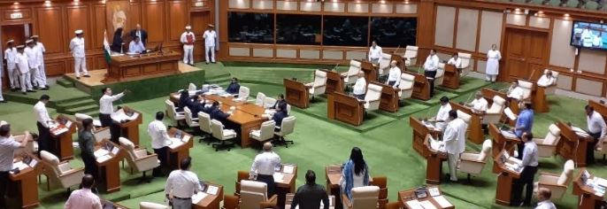 SELFISH DALAL'S ? : SIDELINING CITIZENS, SUBSTANTIAL  GOA MLA'S ASKS SELF-CENTRIC QUESTIONS AT THE STATE ASSEMBLY