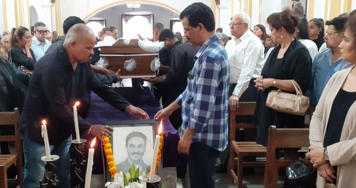 GOA ADIEUS WENDELL RODRICKS: FAMILY AND FRIENDS PAY LAST RESPECTS AT COLVALE