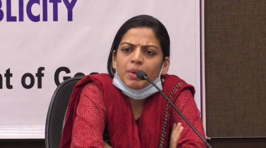 GOA HEALTH SECRETARY NILLA MOHANAN TRANSFERRED TO DELHI