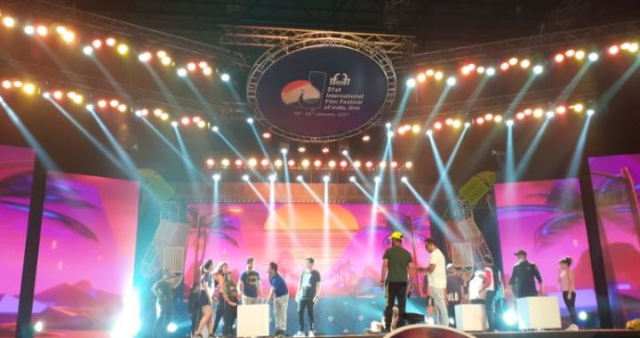GOA GEARS UP TO HOST 51ST IFFI || OPENING CEREMONY AT DR. MUKHERJEE STADIUM TOMORROW