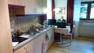 Apt Murina kitchen