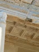 Roofline details on Library of Celsus, Ephesus