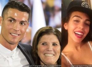 Ronaldo's Mother Rift With Georgina Rodriguez