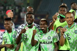 List Of Super Eagles Players