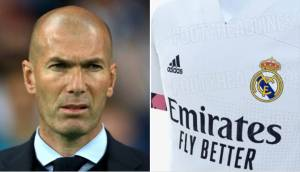 Real Madrid 2020/21 new home kit