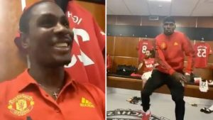 Ighalo Video Pogba Dancing 'Soko' Wizkid