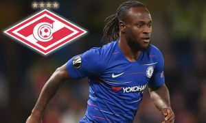 Moses Completes Spartak Moscow Loan