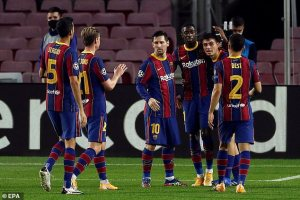 Barca's Agreement With Players Over Salary Reduction