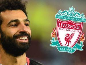 Salah's Liverpool Contract Situation