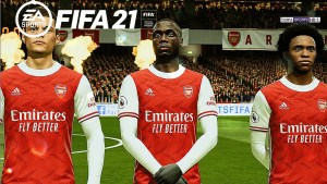 Latest Arsenal FIFA 21 Update