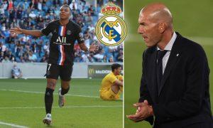 Real Madrid Formula Mbappe Transfer