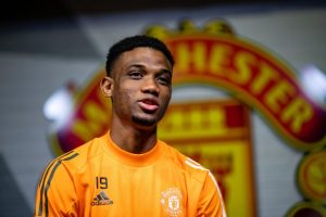 Solskjaer confirms Amad Diallo debut