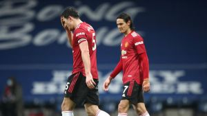 Disagreement Solskjaer And Maguire West Brom Draw