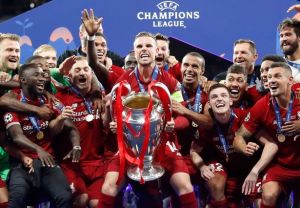 Liverpool Total Trophies