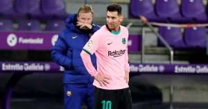 Messi Sue Five Persons Leaked €555m Contract