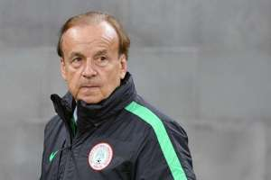 NPFL Goal Keepers Reply Rohr