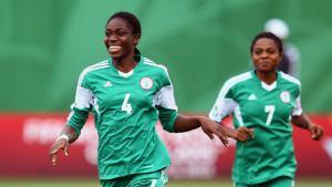 Nigerian Female Footballers