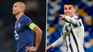 Porto Vs Juventus Confirmed Lineups