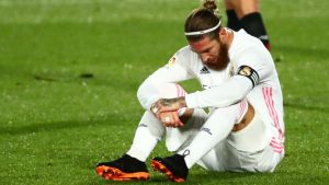 Ramos Ruled Out For Six Weeks