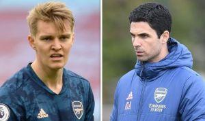 Arsenal Sealing Odegaard Transfer