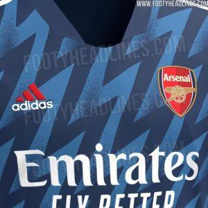 Arsenal's 2021/22 Third Kit