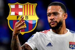 Barcelona Depay Half October Wage