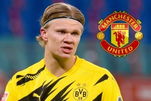 Man Utd Out Of Haaland Transfer