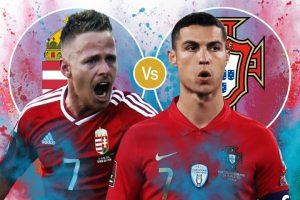 Hungary Vs Portugal Confirmed Lineups