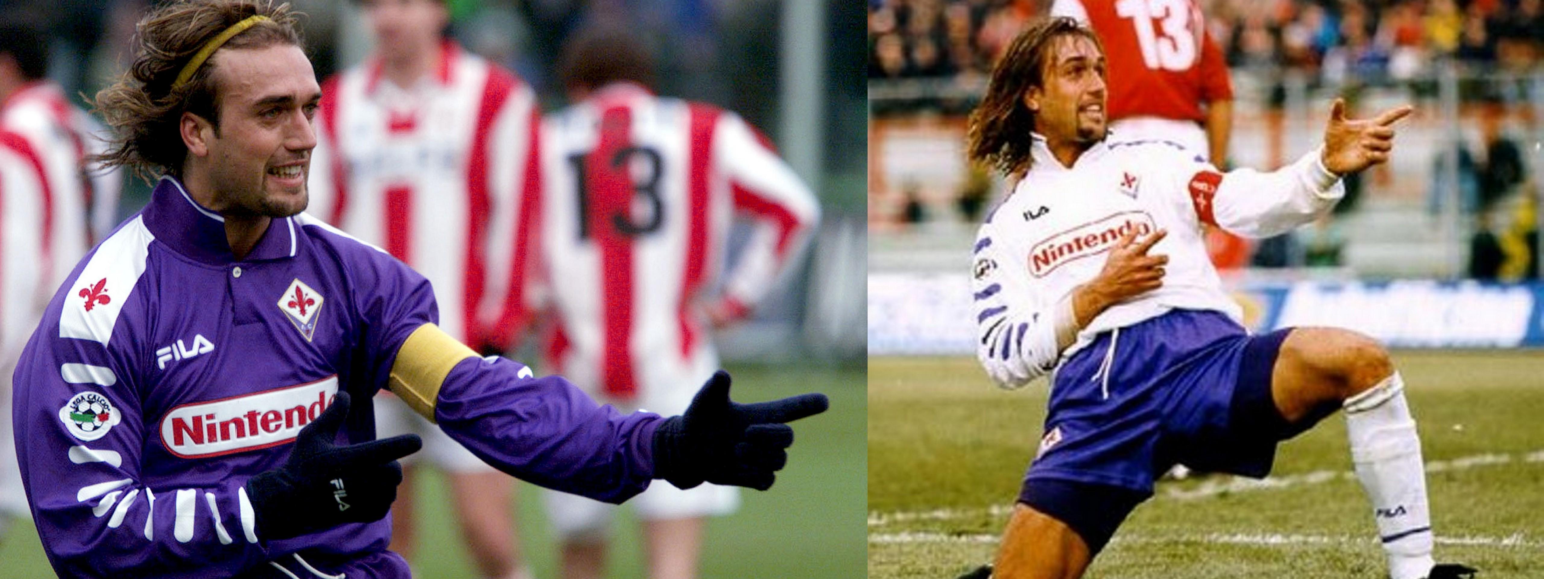 c5c41bc5d86 Gabriel Batistuta – Fiorentina Icon