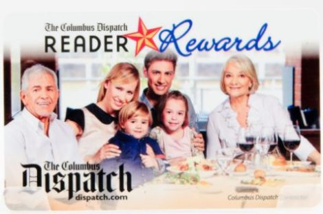 Reader Rewards - Columbus Dispatch