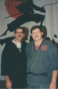 Sensei Bud Malmstrom and Me