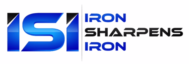 ISI_Logo - Iron Sharpens Iron logo - Mastermind groups and Accountability partners